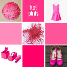 Color Loving Hot Pink - Poor & Pretty featuring Kate Spade Saturday,  Madison Street Beauty