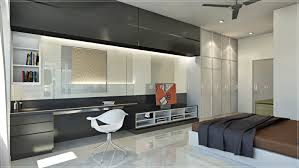 bedroom design online. Modern Bedroom Study Table And Wardrobe Design Klang Online