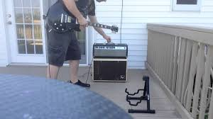 Dumble Speaker Cabinet Dumble Overdrive Special Robben Ford Youtube