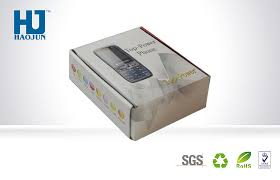 china folding smartphone packaging corrugated box custom cell phone packaging gift bo supplier