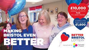 Better Bristol Lottery Winners – Friday 6th March 2020 | Community of  Purpose
