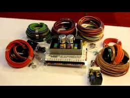 express wiring kit from ron francis wiring id9538 youtube Ron Francis Wiring vs Painless at Ron Francis 5 0 Wiring Harness