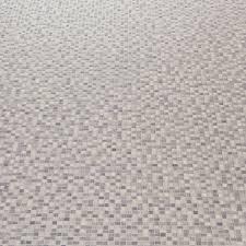 mardi gras 591 nemo grey mosaic vinyl flooring