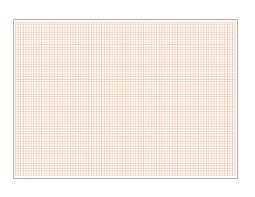 Graph Paer 17 X 22 Graph Paper 1 4 Sq