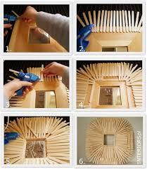 popsicle stick frame diy fresh 233 best art craft using lolly sticks images on
