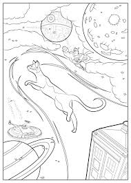Star Trek Coloring Pages For Adults
