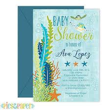 Beach Theme Baby Shower Games