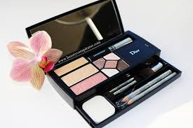 dior all in one makeup palette review swatches