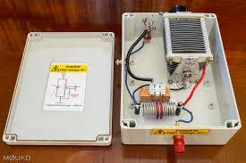 Efhw Antenna Design End Fed Half Wave Antenna Coupler Efhw M0ukd Amateur