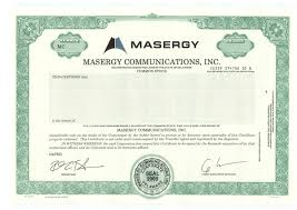 Form Of Share Certificate Form Of Common Stock Certificate Of The Registrant