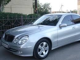 2005 Mercedes-Benz E-Class Specs and Photos | StrongAuto