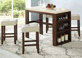 Best Buy Furniture And Mattress Avita White Counter Height Table