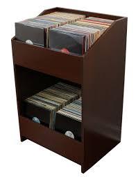 record album storage furniture. lpbin lp storage cabinet java cherry 2005 record album furniture