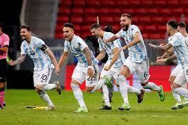 Arjantin, finalde Brezilya ile karşılaşacak - Futbol Haberleri - Spor