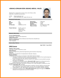 Updated Resume Templates Best Post Job Resume Updated Resume Templates Stirring Format For
