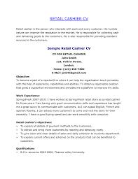 Sample Resume For Retail Store Clerk Resume For Study