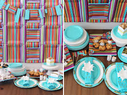 From a gorgeous backdrop to a festive dessert stand, here are 10 ways we  repurposed paper plates into party decorations and serveware.