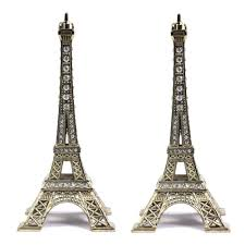 Eiffel Tower Decoration Maple Craft 7 Eiffel Tower Decorative Favor Pack Of 1