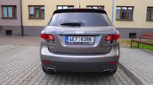 Saab 9-4x : the review ~ SAABISM