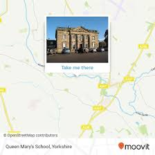 in yorkshire by bus or train