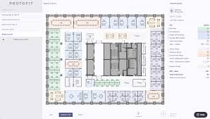 office test. protofit is an interactive floorplan tool that enables real estate professionals to plan and visualize office space it leverages a number of automated test