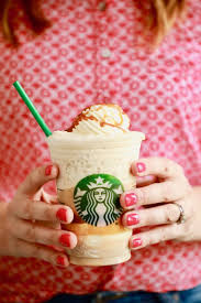 starbucks caramel frappuccino recipe. Modren Caramel Homemade Starbucks Caramel Frappuccino And Recipe S