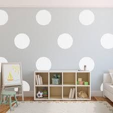polka dot walls polka dot wall decals