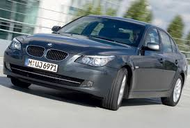 All BMW Models 2008 bmw series 5 : 2008 BMW 5-Series Security Review - Top Speed