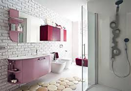 bathroom accessories bathroom brick brick tile ikea bathroom design ideas using white brick