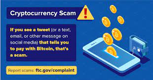 Who accepts btc in usa and nyc? Avoiding A Cryptocurrency Scam Ftc Consumer Information