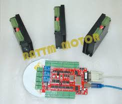 aliexpress com buy 3 axis stepper usb controller kit usbcnc 3 axis stepper usb controller kit usbcnc breakout board stepper motor driver 12 50vdc
