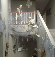 5b396d319ef0ab76aaacedae415cb6db halloween skeletons halloween house