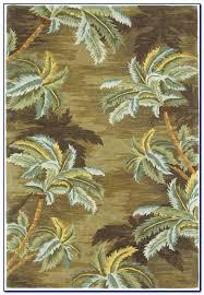 palm tree rugs palm tree bath rug set beautiful palm tree bathroom rug set rugs home