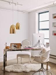 office decor inspiration. White Home Office Decor Inspiration 0