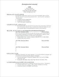 Other Interests In Resume Job Resume Builder Job Resume Format For