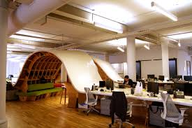 creative office layout. Delighful Creative Single Desk Environment  Barbarian Group Chelsea And Creative Office Layout E