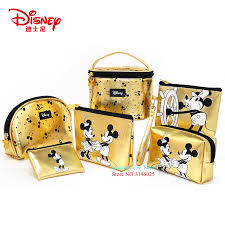 <b>Genuine Disney Mickey Mouse</b> Multi function Women Bag Wallet ...