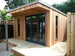 build a garden office. Garden Office Shed Build And Durable Outdoor Sheds A