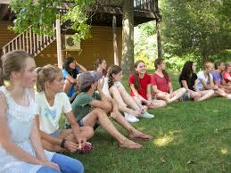 Teen summer camps in mi