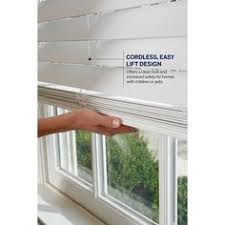 Window Blinds  Window Blinds Cordless White Blackout Vinyl Roller Window Blinds Cordless