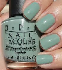 Opi Thanks A Windmillion This Is My Accent Nail Color Also
