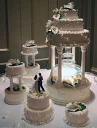 Incredible Waterfall Wedding Cakes Father Of Trust Designs