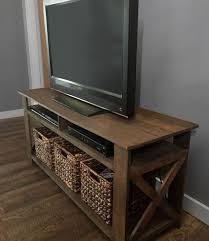 tv stand ideas farmhouse media closet