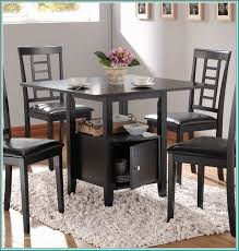 kitchen table set with storage round kitchen table with storage underneath