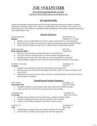 Easy Resume Template Project Scope Basic Within Outline Simple