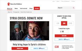 17 creative visual marketing caigns by nonprofits save the children uk