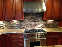 stone kitchen backsplash. Kitchen Stone Backsplash Custom Cut In Eclectic Sealer . T
