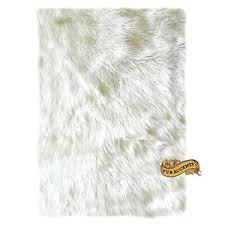 Image Image Is Loading Fauxsheepskinshagrugsaleoffwhiteshag Amazoncom Faux Sheepskin Shag Rug Sale Off White Shag Area Rug Carpet