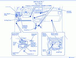 suzuki xl7 2007 cooling fan wiring diagram 2005 suzuki forenza p0533 dodge at Ac Refrigant Pressure Sensor Wiring Diagram 2007 Suzuki Sx4