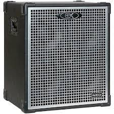 Gallien-Krueger Neo 410 4x10 Bass Speaker Cabinet 800W ...